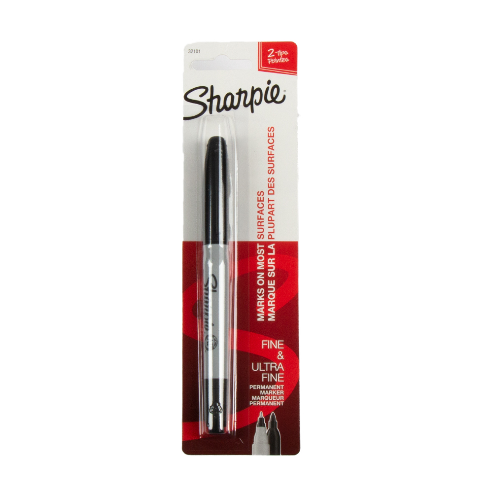Image For Sharpie Fine and Ultra Fine Permanent Marker