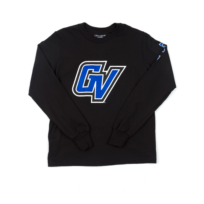 Image For GV Lakers Youth Long Sleeve Tee