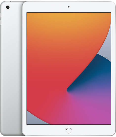 "Image For iPad 10.2"" 128GB - Silver"