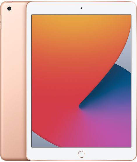 "Image For iPad 10.2"" 128GB - Gold"